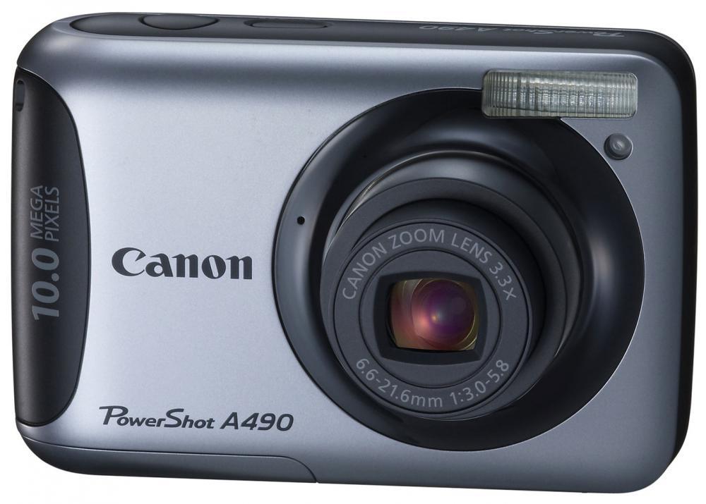 Драйвер для фотоаппарата canon a490